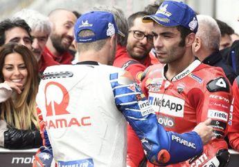 Geger Kabar Danilo Petrucci Bakal Dibuang dan Digantikan Jack Miller, Begini Jawaban Enteng Bos Ducati