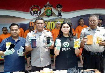Gojek Rugi Sampai Ratusan Juta Rupiah Akibat Order Fiktif, Polres Depok Berhasil Ringkus Pelaku
