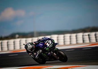 Hasil Tes Pramusim MotoGP 2020 Valencia Hari Kedua, Dominasi Yamaha Bikin Tim Lain Panas Dingin