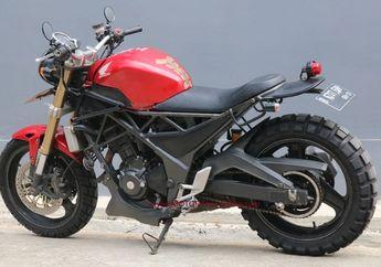 Dibikin Telanjang, Honda CBR250 Usung Filosofi Otot Kawat Tulang Besi
