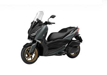 Mirip NMAX, Ini Pilihan Warna Yamaha XMAX 2020 di Thailand, Ada Yang Peleknya Warna Emas