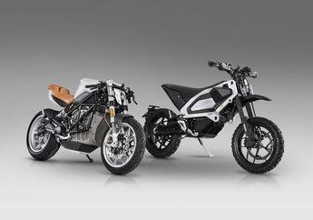 Di Tangan E-Racer Motorcycles, Motor Listrik Zero Dibikin Cafe Racer