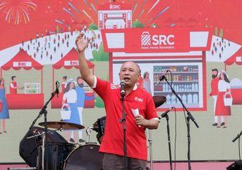 Kumpulkan 5 Ribu Botol Plastik, Festival Sampoerna Retail Community 2019 Cetak Rekor MURI