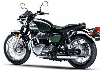Bikin Bikers Indonesia Penasaran, Kawasaki W800 Baru Tampil Lebih Segar, Apa Saja yang Berubah?