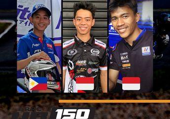 Ajib Nih, Ada 2 Pembalap Indonesia Ikut Ramaikan Kelas UB150 Final ARRC 2019 di Thailand