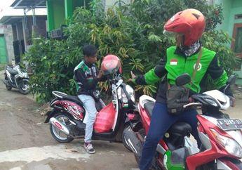 Driver Ojek Online Enggak Perlu Was-was Lagi Saat Motor Mogok di Jalan,  Aplikasi Bengkel 24 Jam Siap Menolong Kapan Saja