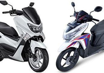 Dijamin Pada Bengong, Tampilan Yamaha NMAX dan Honda Vario 125 Digabung Jadi Motor Matic Baru, Netizen: Namanya Kayak Obat Kuat