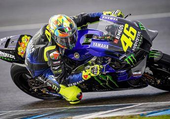 Gak Kalah Heboh, Valentino Rossi Yakin Hadapi MotoGP 2020, Tinggal Satu Urusan Lagi