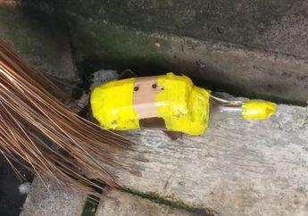 Pelakunya Ditangkap, Ini Isi Benda yang Diduga Bom di Depan Pabrik Knalpot Racing R9