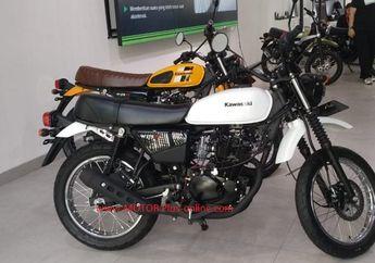 Breaking News,  Motor Baru Kawasaki W175TR Diluncurkan Pertama Di Indonesia, Simak 4 Poin Unggulannya