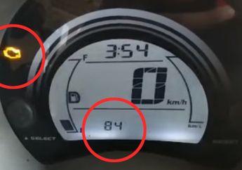Banyak Yang Belum Tahu, Yamaha NMAX Error Solusinya Cukup Digeber-geber, Motor Normal Lagi