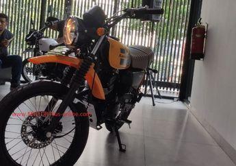 Kawasaki Resmi Luncurkan W175TR Pertama di Indonesia, Harga Terjangkau Ada 4 Pilihan Warna Keren