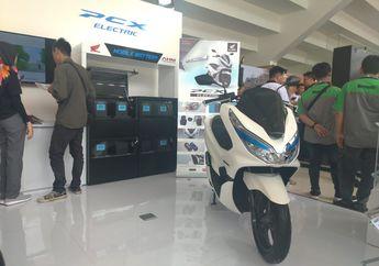 Padahal Bebas Pajak, AHM Belum Mau Jual Motor Listrik Honda PCX Electric, Apa Kemahalan?