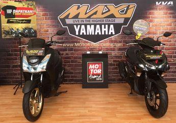 Promo Gede-gedean, Uang Rp 1 Juta Bisa Bawa Pulang Yamaha NMAX