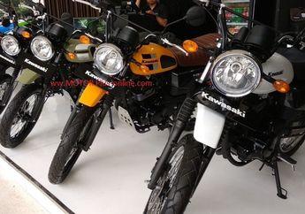 Harga Motor Kawasaki W-Series Bulan Desember Ada Kenaikan, Bagaimana dengan W175TR?
