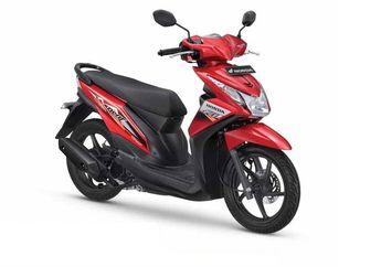 Hanya Rp 8 Jutaan Honda BeAT Generasi Terbaru Bisa Ditebus, Gak Pusing Cicilan