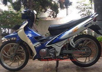 Para Kolektor Mana Suaranya? Motor Langka Yamaha 125Z Full Orisinal Dijual, Harga Masih Bisa Goyang