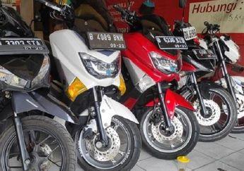 Harga Motor Bekas Yamaha NMAX Turun, Gara-gara Model Terbaru Gak Lama Lagi Bakal Muncul