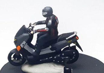 Bikers Yamaha NMAX Mana Suaranya? Minitur Maxi Yamaha Ini Cocok Jadi Pajangan di Kamar, Harganya Murah