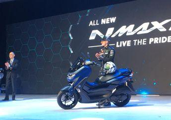 Starter Yamaha All New NMAX Sekarang Lebih Senyap, Ternyata Berkat Fitur Ini