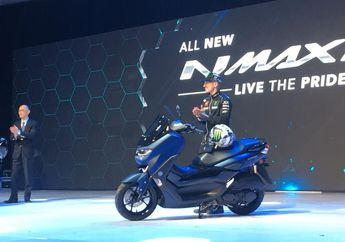 Bagian CVT Yamaha NMAX Terbaru 2020 Berbeda dari NMAX Lama, Ternyata Cuma Satu Komponen yang Sama
