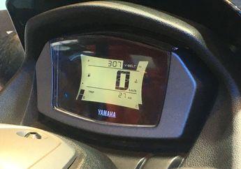 Bikin Penasaran, Berapa Sih Sisa Bensin Saat Indikator Fuelmeter Yamaha NMAX Kedap-kedip?