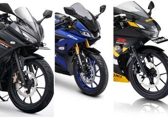 Update Harga Motor Sport Fairing Baru 150 cc Desember 2019, Suzuki Punya Promo Menarik Akhir Tahun