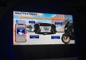 Sekarang Yamaha NMAX Terbaru 2020 Bisa Konek Hape, Seperti Ini Cara Kerjanya
