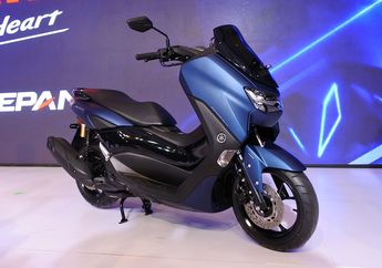 Yamaha All New NMAX Punya Fitur Anti Maling Canggih, Pemilik NMAX Lama: Incaran Buat Pasang ke NMAX 2018