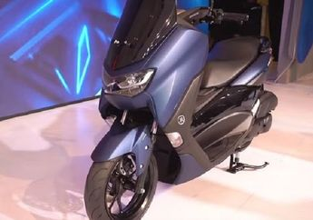 Agar Hemat Bensin, Begini Cara Atifkan Fitur SSS  di All New Yamaha NMAX