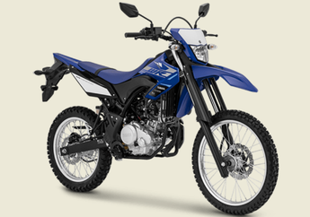 Aneh, Trail Yamaha WR 155R Dijual di Dealer Seperti Tak Dilengkapi Knalpot dan Radiator?