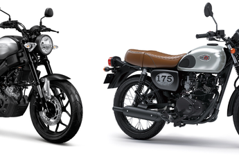 Sama-sama Bergaya Retro, Pilih Yamaha XSR155 atau Kawasaki W175?