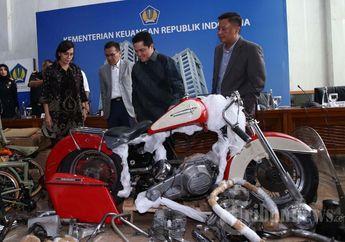 Harga Tembus Rp 11 Miliar, Harley-Davidson yang Diselundupkan Dalam Pesawat Garuda Jadi Koleksi Motor Artis Dunia