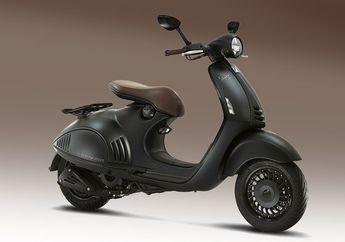 Kagetnya Bisa Sampai Seminggu, Vespa Bekas Ini Dijual Harganya Setara 16 Yamaha NMAX ABS