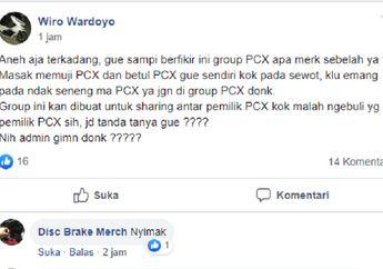 Pemilik Honda PCX 150 Emosi dan Kecewa Berat, Puji Motor Sendiri Malah Dibully Habis-habisan di Grup Honda PCX 150