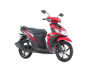 Yamaha Memberikan Penyegaran, 4 Pilihan Warna Baru Skutik Mio M3