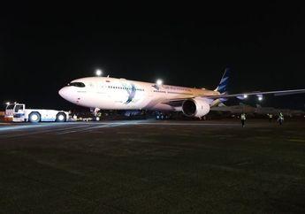 Banyak yang Belum Tahu, Ternyata Tarif Pesawat Garuda Indonesia Per Kilometernya Sama dengan Tarif Ojek Online