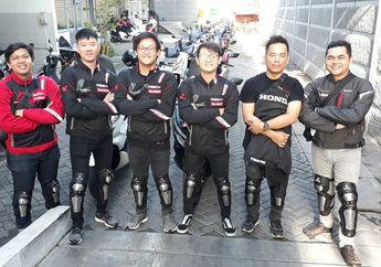 Asyik! AHM Gelar Turing Honda PCX Keliling Bali Bersama Bikers, Jurnalis dan Berbagai Komunitas di Indonesia