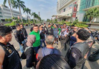 Pemilik Moge Kena Razia Karena Nunggak Pajak Kendaraan Sampai Jutaan Rupiah