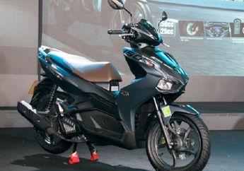 Resmi Meluncur dan Jadi Pesaing Yamaha Aerox, Intip Spek Lengkap Honda Air Blade 150 2020