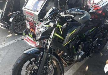 Para Pemilik di Indonesia Bisa Nangis Guling-guling, Motor Kawasaki Z650 Cuma Dipakai Jadi Becak Motor di Sini