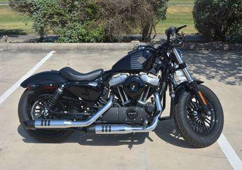 Identik Motor Gede, Kenalin Nih 5 Motor Harley-Davidson Bermesin Kecil