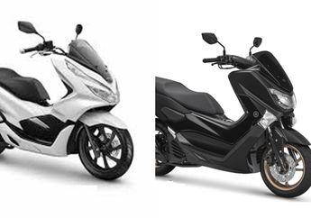 Selisihnya Bikin Nangis, Segini Perbandingan Harga Komponen Yamaha NMAX dan Honda PCX 150