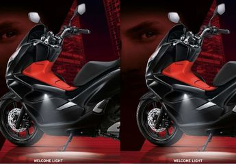 Setelah Honda BeAT, Februari AHM akan Launching Motor Baru Lagi, Pesaing NMAX?