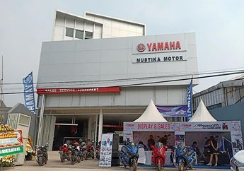 Beli Yamaha NMAX Gak Perlu Datangi Dealer, Kredit Dipermudah dan Bayar DP Setelah Motor Sampe Rumah
