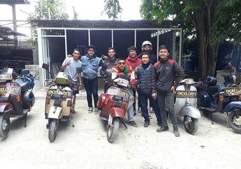 Bulu Kuduk Langsung Merinding, Begini Cerita Horor Rombongan Vespa dari Bekasi Menuju Yogyakarta Lewat Alas Roban, Malah Lihat Sosok Ini