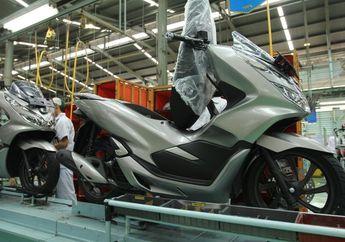 Bikin Bangga Sedunia, Honda PCX 150 Rakitan Anak Bangsa Unjuk Gigi di Brasil, AHM Bilang Begini