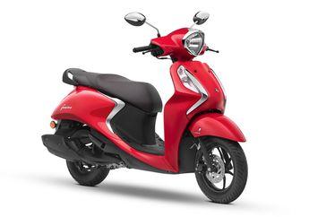 Yamaha Fascino Diam-diam Resmi Diperkenalkan, Siap Jegal Honda Vario 125