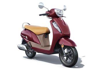 Usung Konsep Retro, Suzuki Access 125 Resmi Meluncur, Saingan Berat Yamaha Fino dan Honda Scoopy
