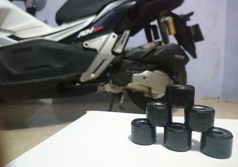 Jangan Asal Pilih Roller Kalau Turing Jarak Jauh Naik Motor Matic, Begini Kata Bengkel